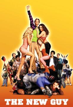 Крутой парень / Продвинутый / Новичок / The New Guy (2002) WEB-DL 1080p