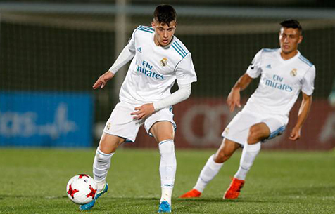 CD Toledo - Real Madrid Castilla 0:1