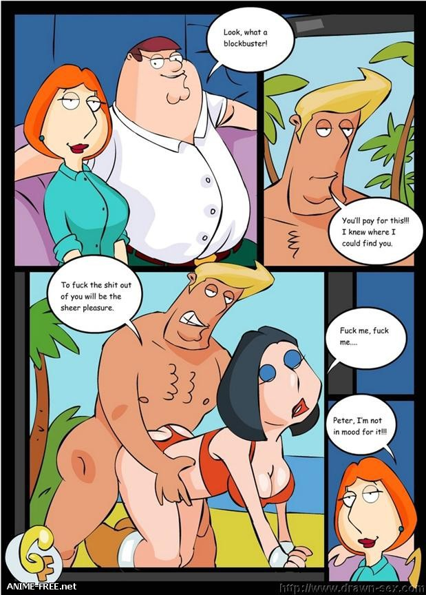 Гриффины / Family Guy (Cartoon) [Uncen] [JPG,PNG,GIF] Hentai ART