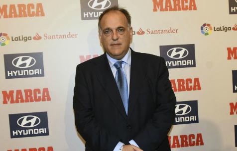 """Президент Ла Лиги: """"Я бы хотел, чтобы Неймар вернулся в испанский футбол"""""""