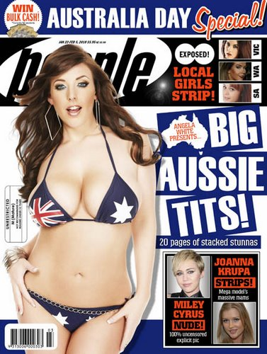 People Australia - 22 January (2018)