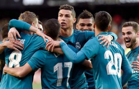 """13 игроков """"Мадрида"""" сыграли более 2000 минут в нынешнем сезоне"""