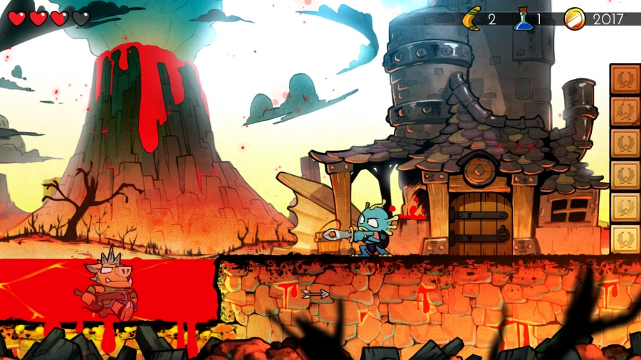 Wonder Boy: The Dragon's Trap (2017) PC