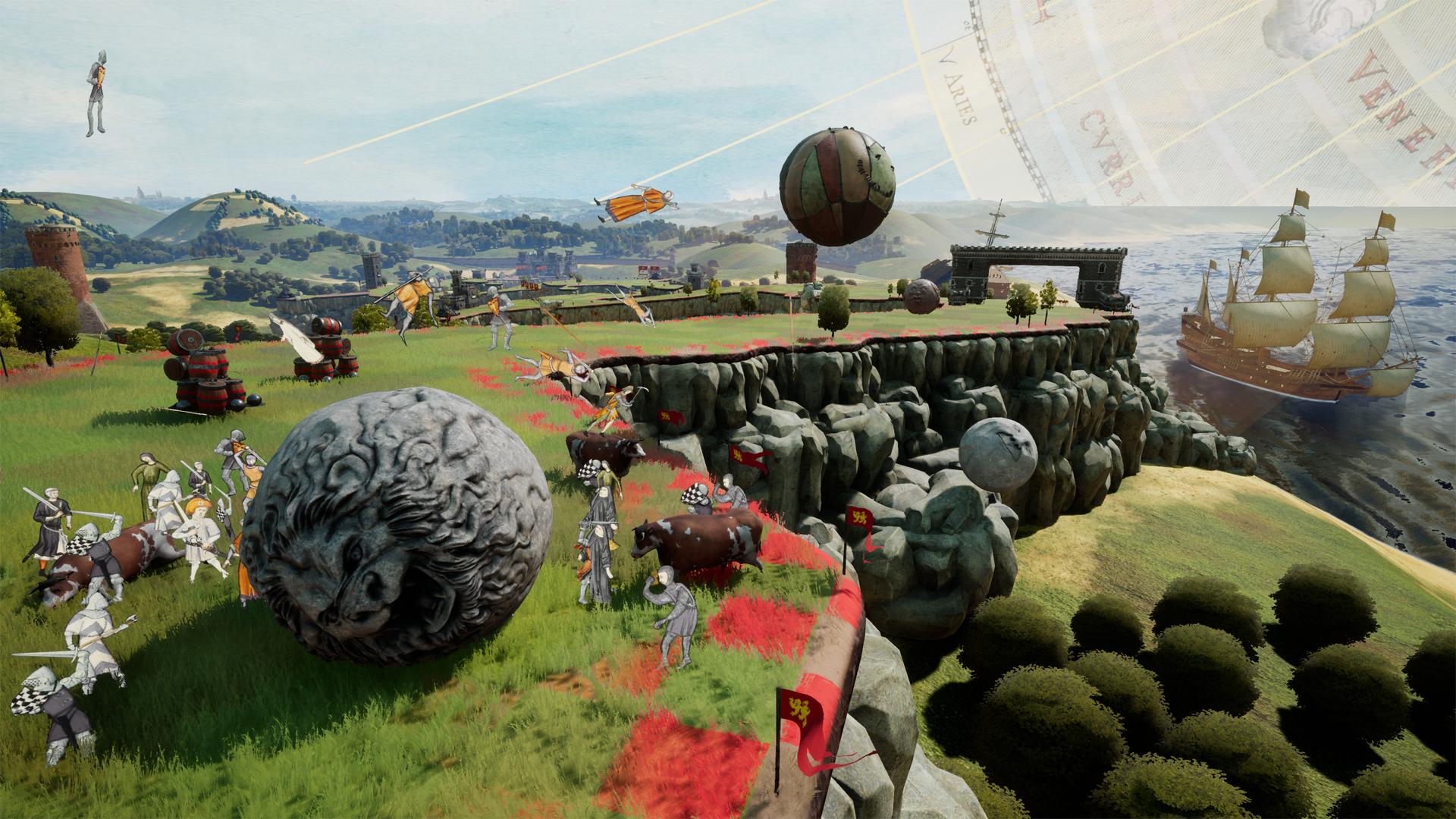 Rock of Ages 2: Bigger & Boulder [v 1.07 + 2 DLC] (2017) PC