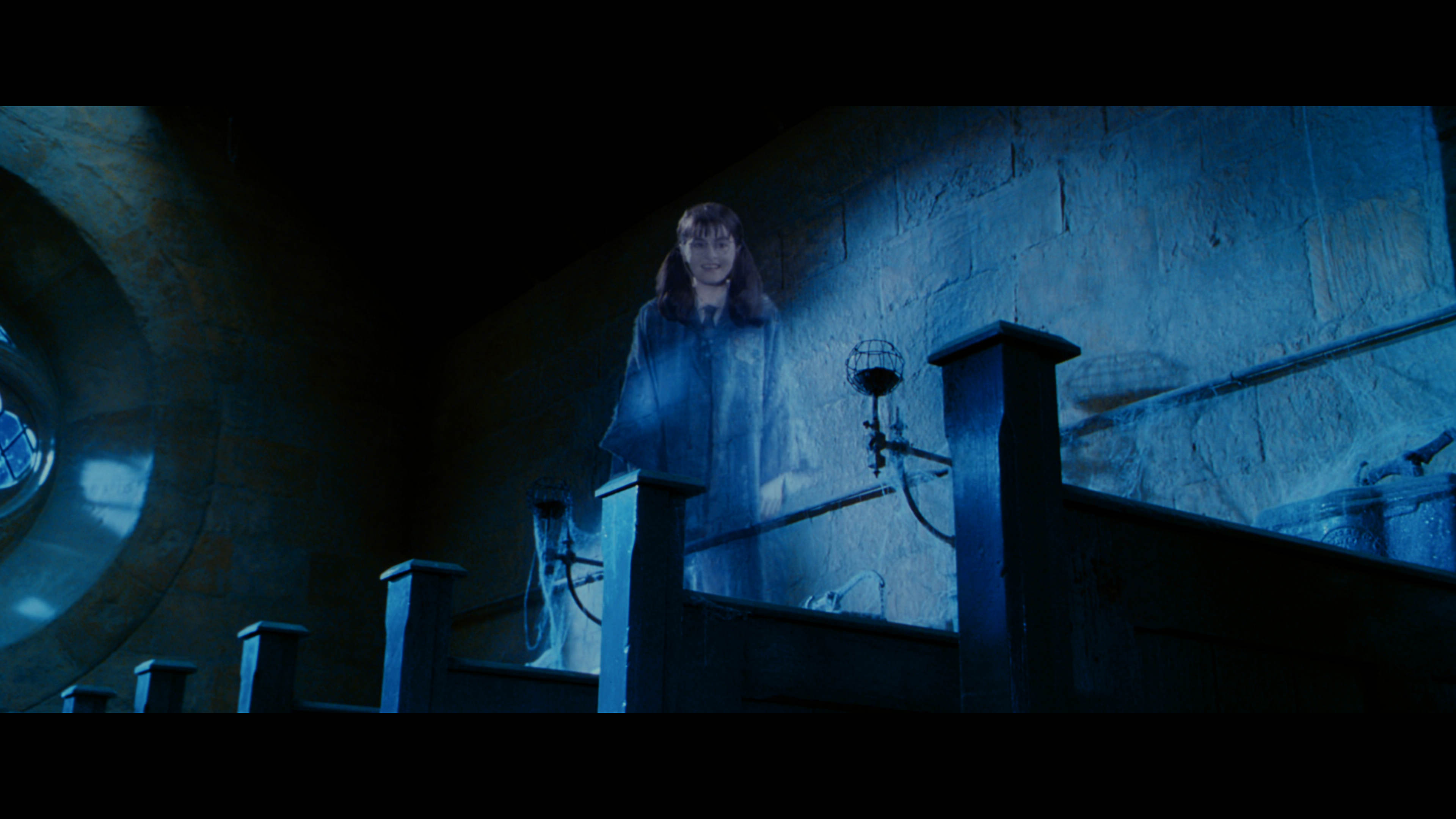 Гарри Поттер и Тайная Комната / Harry Potter and the Chamber of Secrets (2002/BDRemux) 2160p, 4K