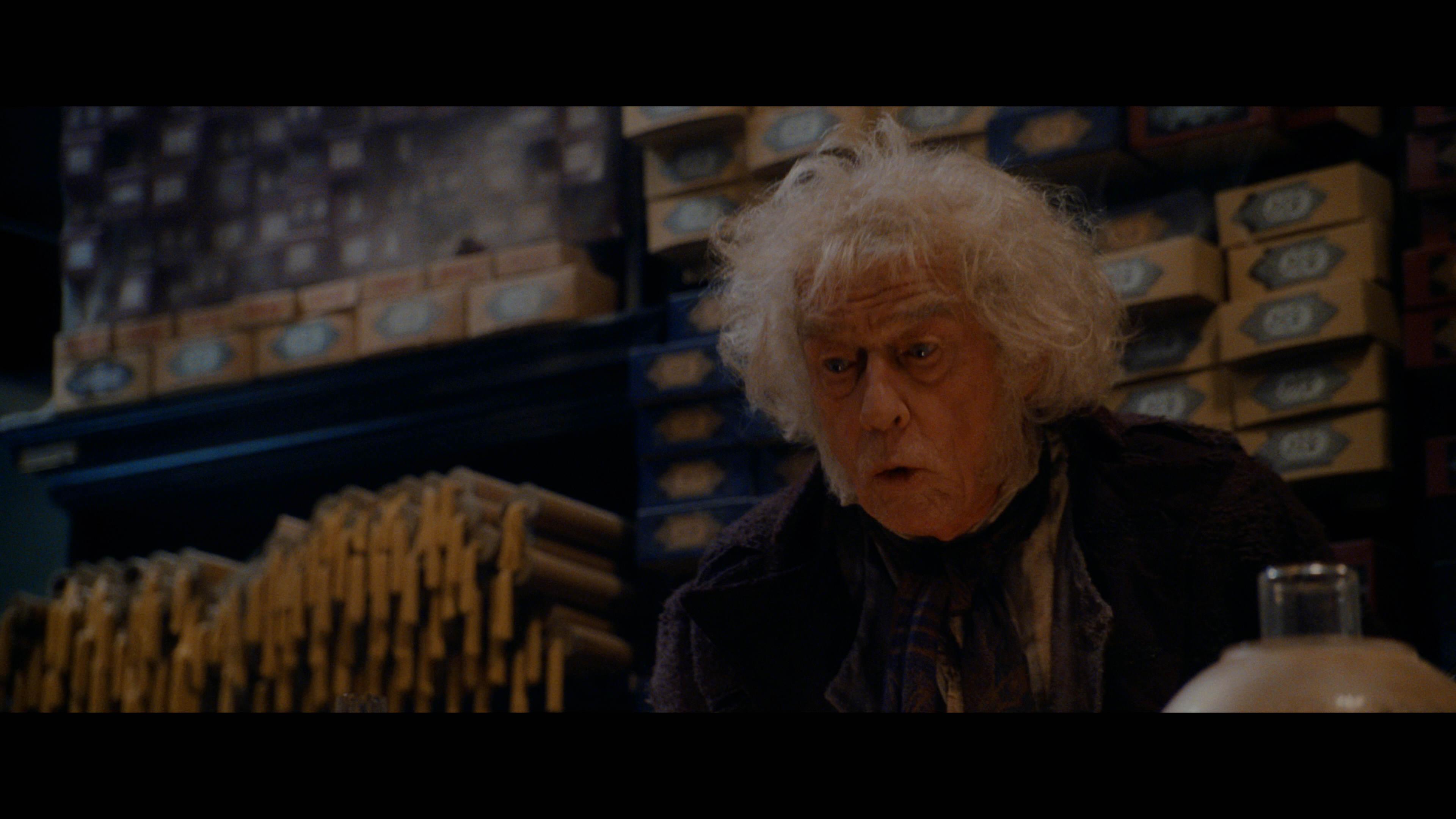 Гарри Поттер и философский камень / Harry Potter and the Sorcerer's Stone (2001/BDRemux) 2160p, 4K