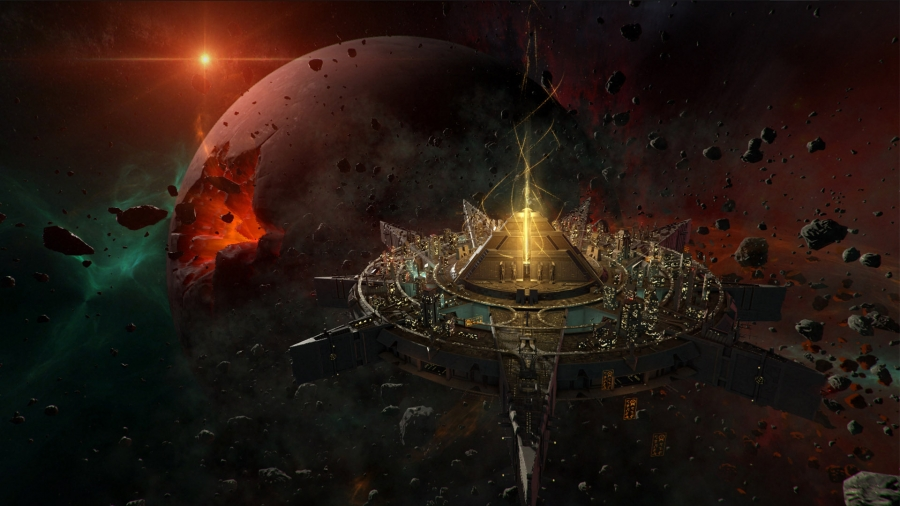 Endless Space 2: Digital Deluxe Edition [v 1.2.6] (2017) PC
