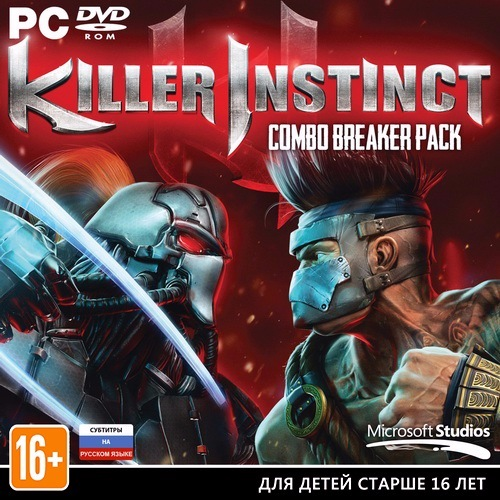 Killer Instinct [Update 3] (2017) PC | Repack от R.G. Catalyst
