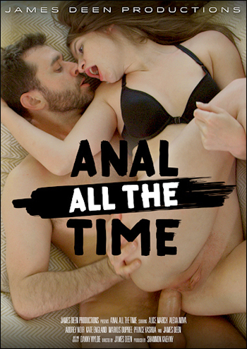 Анал все время / Anal All The Time (2016) DVDRip