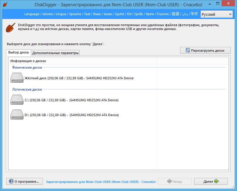 DiskDigger Pro 1.18.17.2381 (2018) PC