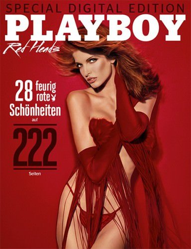 Playboy Germany Spezial - Red Heads 2017