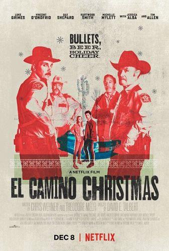 Рождество в Эль-Камино / El Camino Christmas (2017) WEBRip от R.G.Resident | L