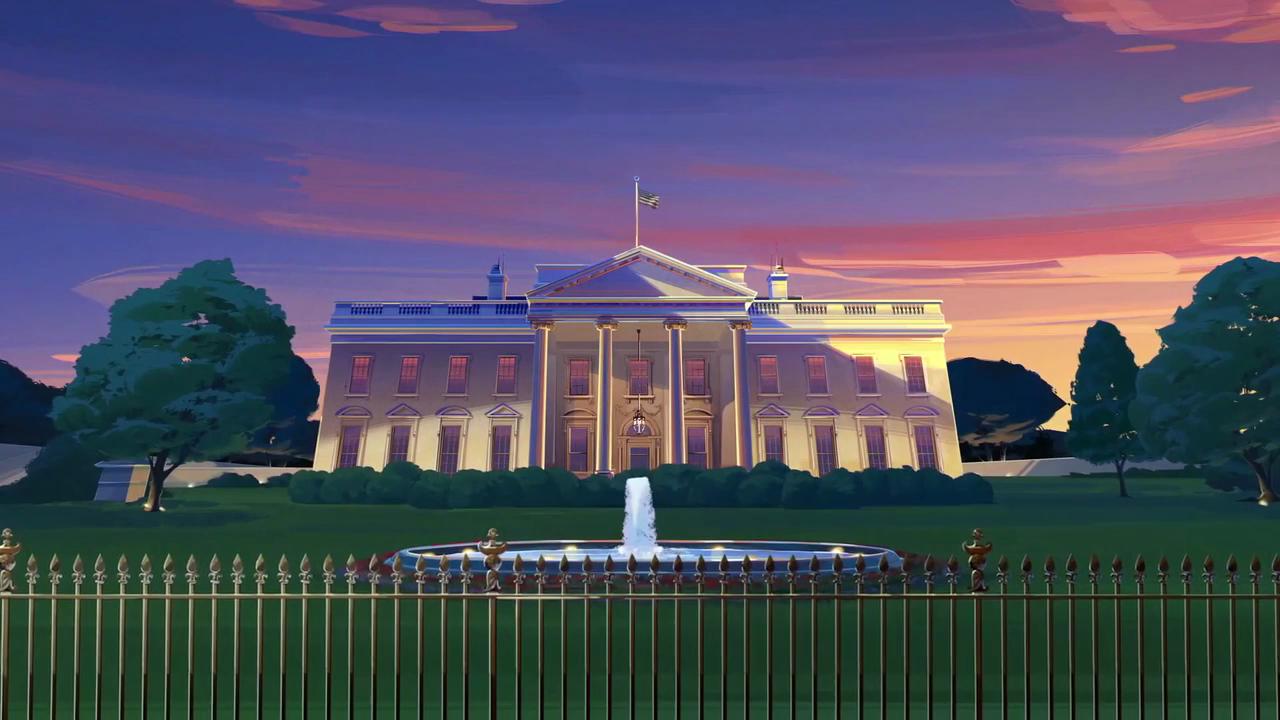 Наш мультяшный президент / Our Cartoon President [01x01 из 02] WEB-DLRip 720p