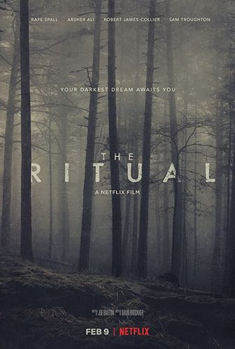 Изображение для Ритуал / The Ritual (2017) WEB-DL 1080p (кликните для просмотра полного изображения)