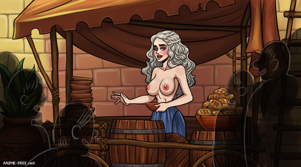Game of Whores / Игра шлюх [2018] [Uncen] [ADV] [Android Compatible] [ENG,RUS] H-Game