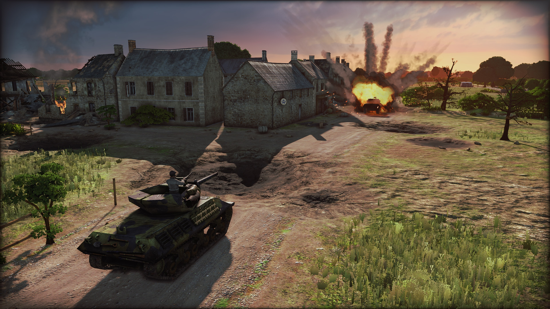 Steel Division: Normandy 44 - Deluxe Edition [v 300091623 + 4 DLC] (2017) PC | Repack от =nemos=