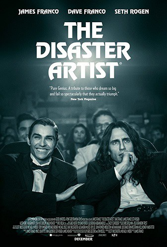 The Disaster Artist 2017 1080p WEB-DL X264 AC3-EVO