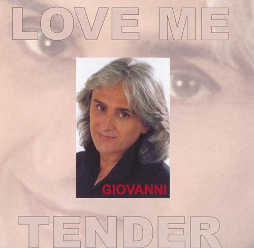 Giovanni - Love Me Tender (1998) Reissue, 2000, New Castle [FLAC|Lossless|image + .cue] <New Age, Instrumental, Easy Listening>
