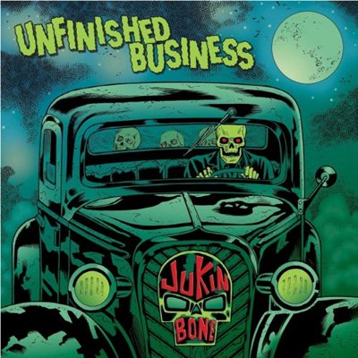 Jukin' Bone - Unfinished Business (2018) MP3