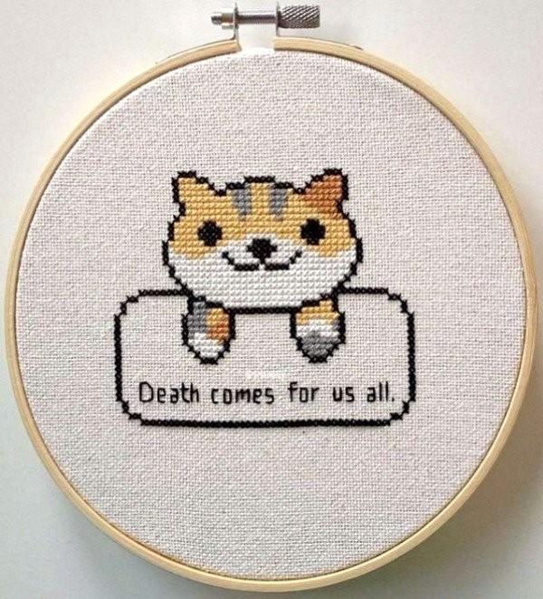 Смерть приходит ко всем