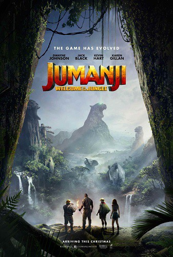 Jumanji Welcome to the Jungle 2017 1080p WEB-DL H264 AC3-EVO