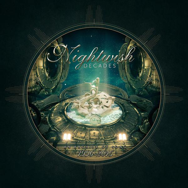 Nightwish - Decades: Best Of 1996-2015 [2CD] (2018) MP3