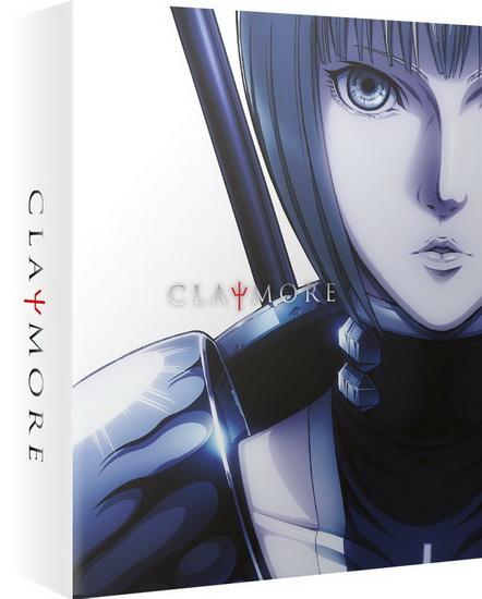 Claymore | Клеймор [ТВ-1] [2007, TV, 26 из 26] BDremux raw+rus+eng