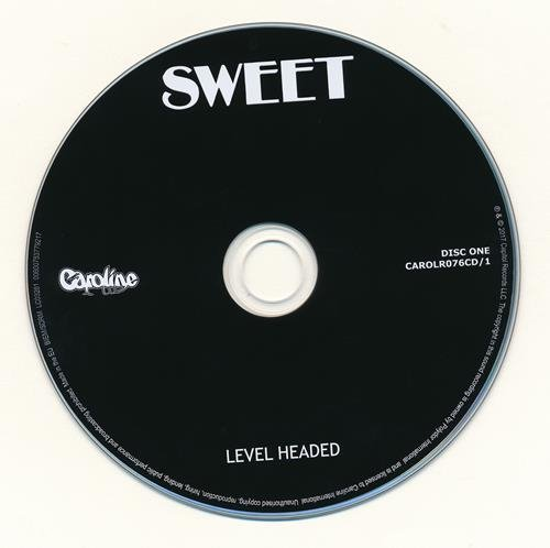 The Sweet - The Polydor Albums (2017) 4CD Box set, Compilation, Reissue [FLAC|Lossless|image + .cue] <Hard Rock, Glam Rock, Pop Rock>