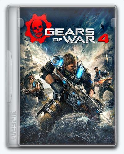 Gears of War 4 (2016) [Ru / Multi] (12.0.0.2) Repack xatab