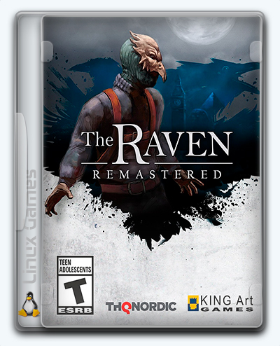 (Linux) The Raven Remastered (2018) [Ru/Multi] (1.1.0.654) License GOG