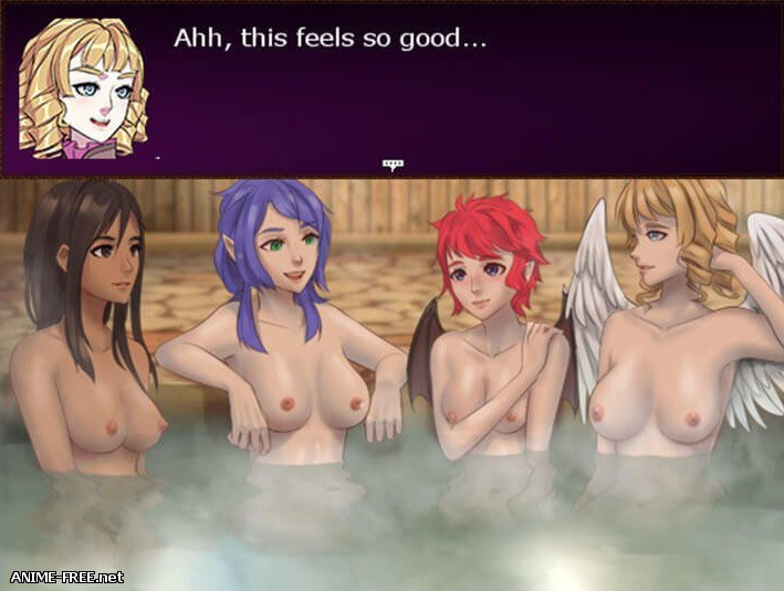 Desecration of Wings [2018] [Uncen] [RPG] [ENG] H-Game