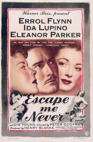 Никогда не покидай меня / Escape Me Never (Питер Годфри / Peter Godfrey) [1947, США, драма, мелодрама, WEB-DL 1080p] VO (Игорь Клушин) + Original Eng + Subs (Rus, Eng)