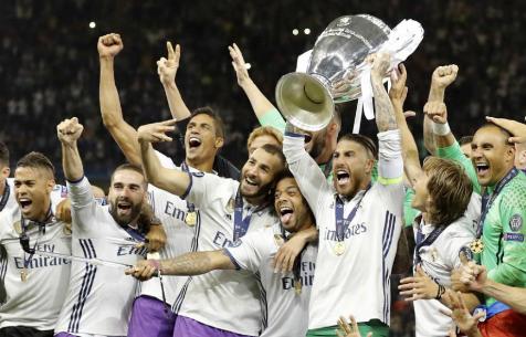 """Большинство болельщиков считают, что """"Мадрид"""" одержит победу в Лиге Чемпионов"""