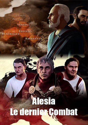 Алезия. Последняя битва / Alesia Le dernier combat (2016) HDTVRip [H.264/720p-LQ]