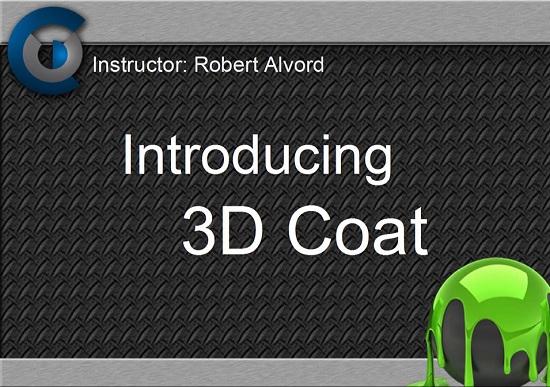 Udemy.com | Introduction to 3D Coat (2015) PCRec [H.264/720p-LQ] [RU/EN]