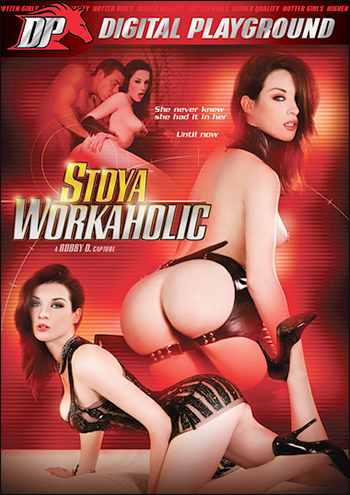 Digital Playground - Stoya трудоголик / Stoya: Workaholic (2009) HDRip