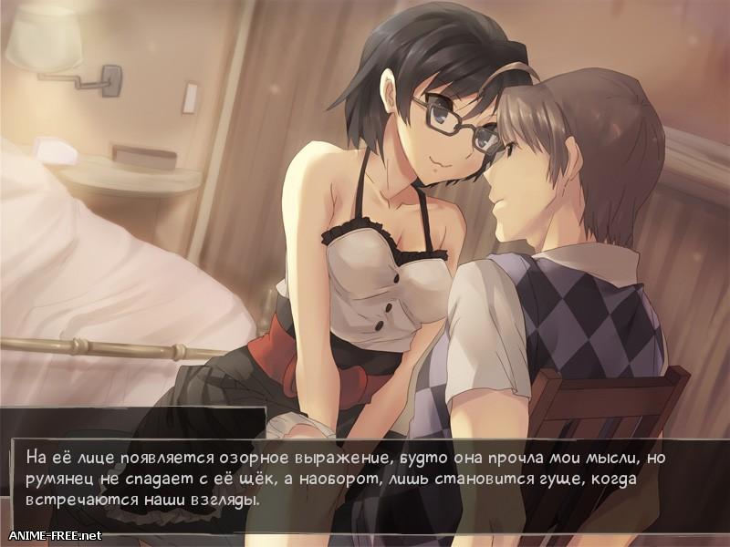 Katawa Shoujo [2012] [Uncen] [VN] [Android Compatible] [RUS,ENG] H-Game