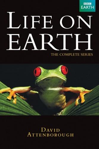 BBC: Жизнь на земле / Life on Earth (1979) BDRip [H.264/720p-LQ] (Эпизоды 1-13 из 13)