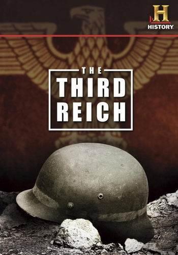 Третий рейх: Взлёт и падение / Third Reich: The Rise & Fall (2010) HDTVRip [H.264 / 720p-LQ] (2 серия из 2) (Обновляемая)