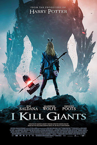 I Kill Giants 2018 1080p WEB-DL H264 AC3-EVO