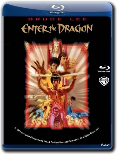 Выход Дракона / Enter the Dragon / Long zheng hu dou (1973) BDRip [H.264/720p]