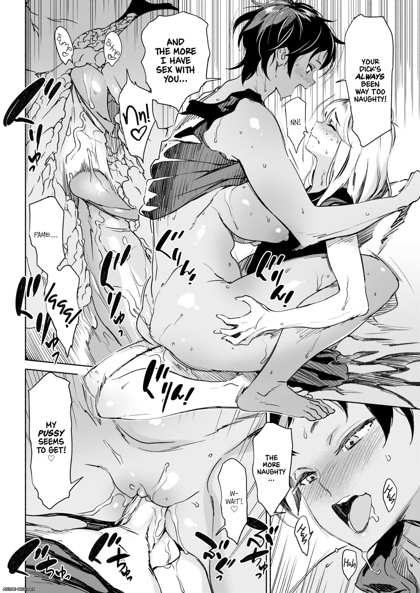 Fakku (Collection 3) - Сборник хентай манги (Часть - 3) [Uncen] [ENG] Manga Hentai