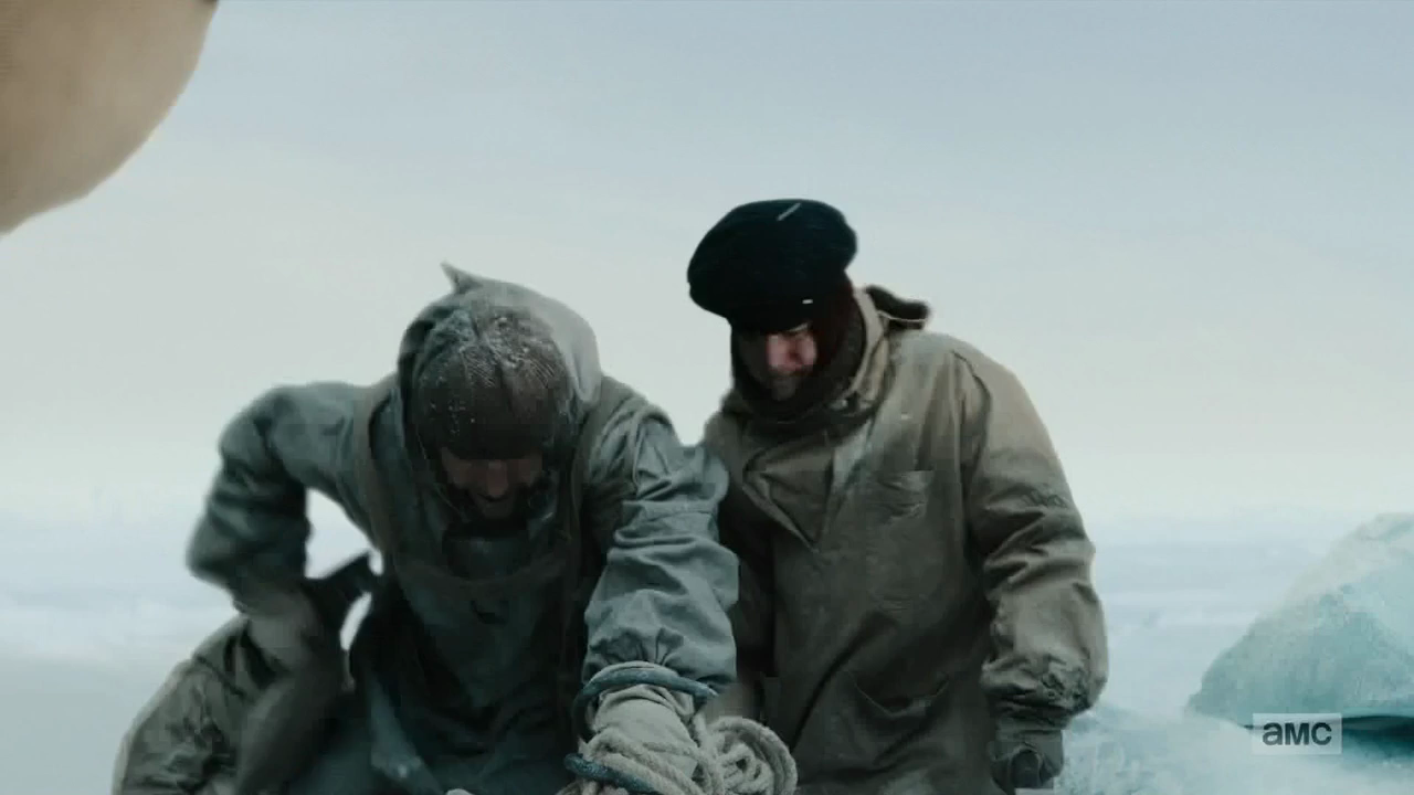 Террор / The Terror [S01] (2018) HDTVRip 720p
