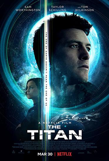 Титан / The Titan (2018) WEBRip от Portablius | HDRezka Studio