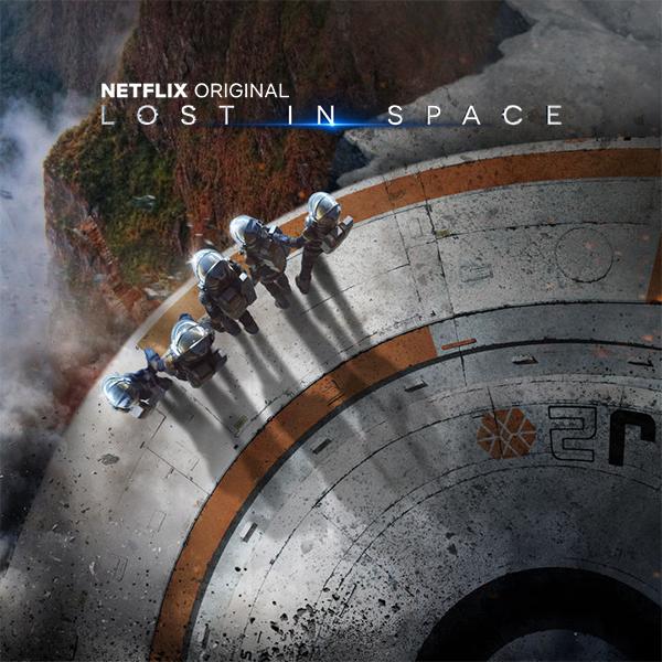 Затерянные в космосе / Lost in Space [01х01-02 из 10] (2018) WEBRip | BaibaKo