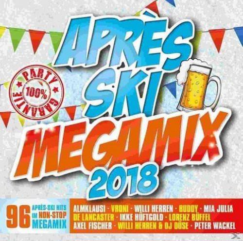 Apres Ski Megamix 2018 (2017)
