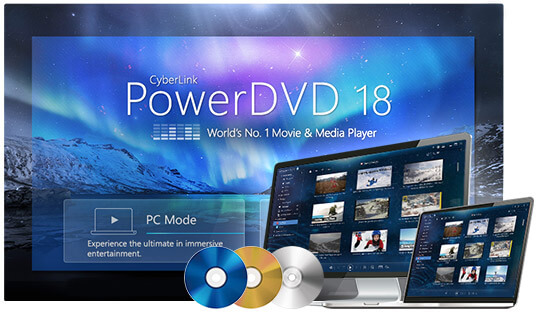 CyberLink PowerDVD Ultra v18.0.1529.62 Retail [2018,MULTI/RUS] 18.0.1529 x86 [2018, MULTILANG +RUS]