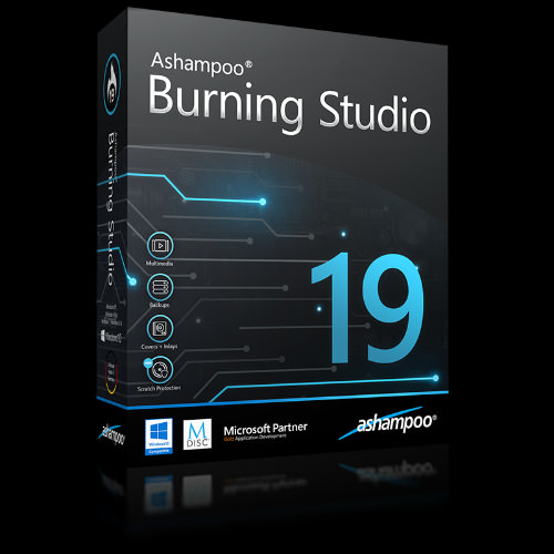 Ashampoo Burning Studio 19.0.0.25 Final Multi