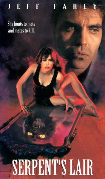 Логово змея / Serpent's Lair (Джеффри Рейнер / Jeffrey Reiner) [1995, США, триллер, BDRip 1080p] AVO (Андрей Гаврилов) + Original Eng