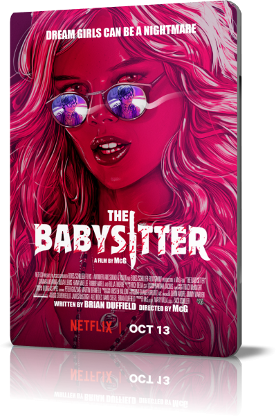 Няня / The Babysitter (2017) WEBRip 720p от New-Team | HDrezka Studio